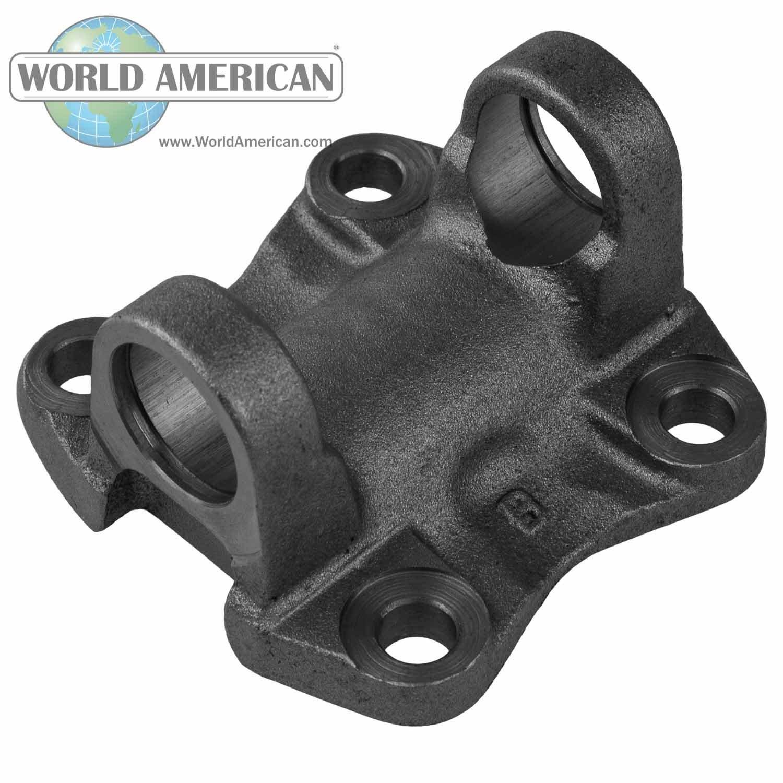 World American 2-2-479R Flange Yoke, DL-FY-1310-PDM2.7500 FFC1.3750