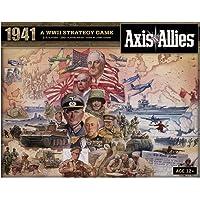 Wizards of The Coast Axis and Allies 1941 juego de mesa