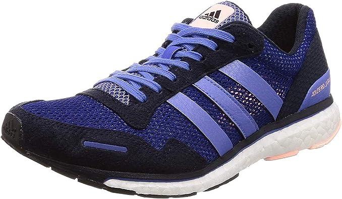 adidas Adizero Adios 3 W, Zapatillas de Trail Running para Mujer, Multicolor (Tinmis/Tinley/Lilrea 000), 36 EU: Amazon.es: Zapatos y complementos