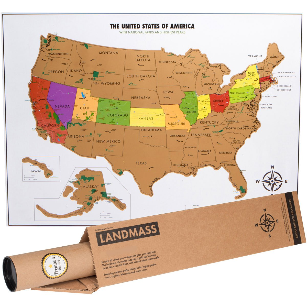 Canyonlands Maps NPMapscom Just Free Maps Period Anderson Design - Poster map of usa