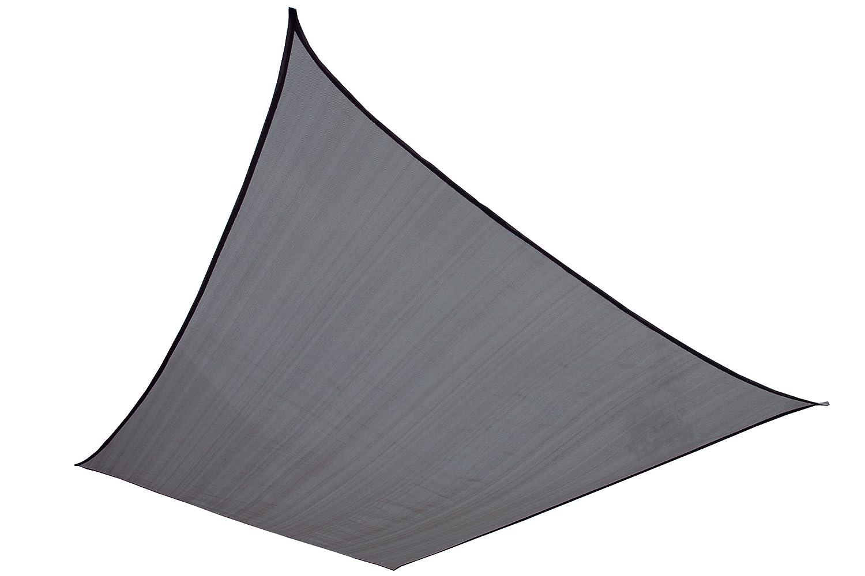 High Peak Fiji Tarp Parasol, Gris, 400 x 300 cm 10022