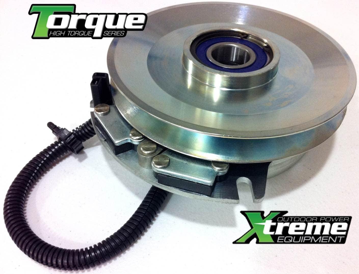 OEM UPGRADE!! Replaces Warner 5218-65 Electric  PTO Clutch Heavy Duty FatBoy