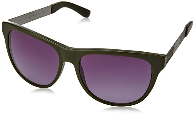 Marc by Marc Jacobs MMJ 408/S HD Gafas de Sol, Darkgreen ...