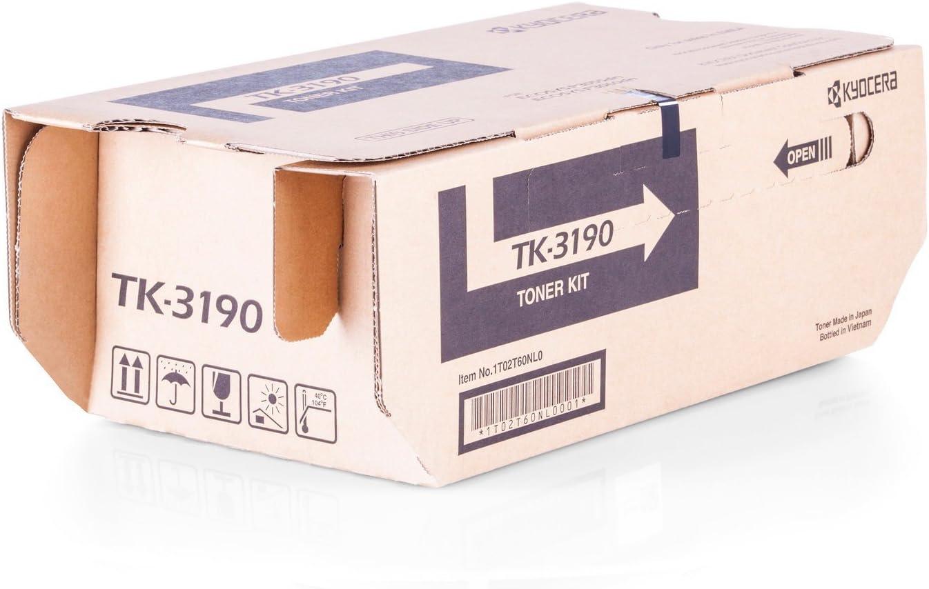 Kyocera Original 1t02t60nl0 Tk 3190 Für Ecosys P Elektronik