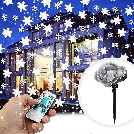 Proyector de luz LED de Halloween, proyector de luz de ...