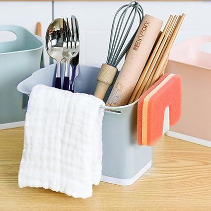 Klaxon Cutlery Storage Basket   Spoons, Knife U0026 Other Kitchen Cutlery  Storage Holder Stand