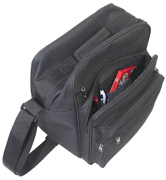 f3c7e29fad Amazon.com | Amaro Men's Multi-functional Vertical Messenger Handbag  Outdoor Over Shoulder Cross body Side Bag | Messenger Bags