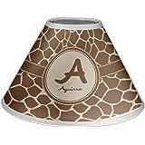 Giraffe Print Coolie Lamp Shade (Personalized)