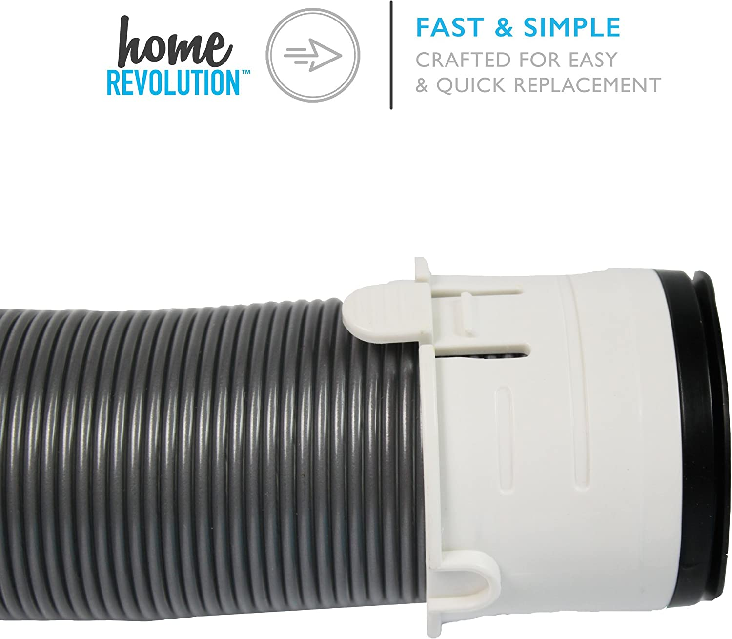 Home Revolution 2 Replacement Vacuum Hose NV356 and NV357 and Part 156FFJ Fits Shark Navigator Lift-Away Professional NV355