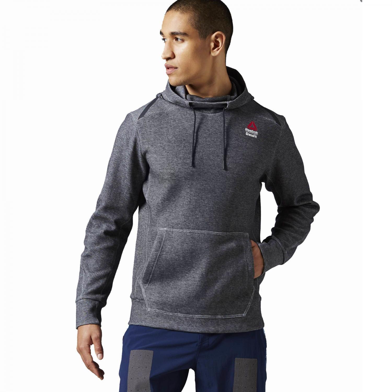 Reebok CrossFit Herren Hoodie Fleece