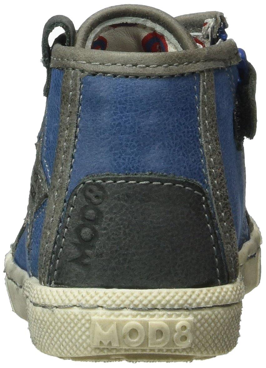 40dee699082a93 Chaussures bébé garçon Mod8 Kamino Chaussures Premiers Pas bébé garçon  514590-10