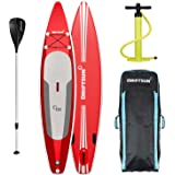 "Driftsun Racing 11' 8"" Touring SUP Inflatable Stand Up Paddle Board 