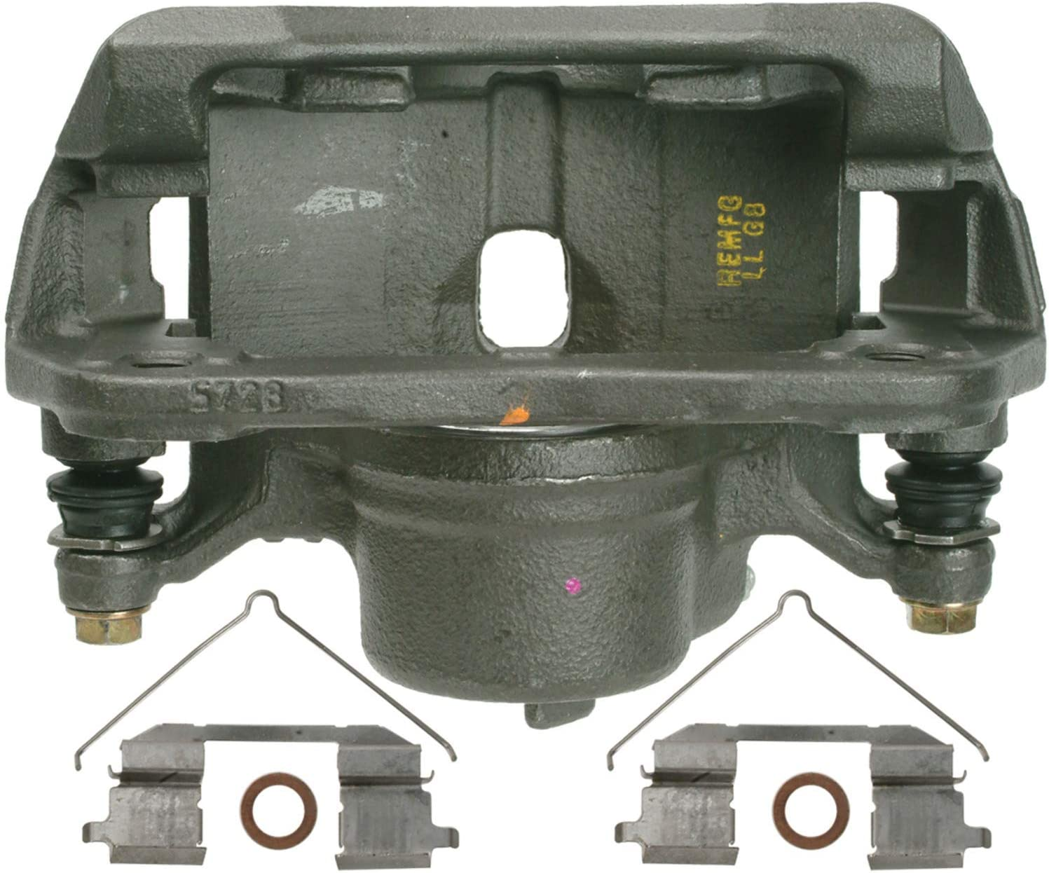Cardone 19-B2662 Remanufactured Unloaded Disc Brake Caliper with Bracket
