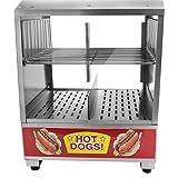 Concession Land - 120v Hot Dog Steamer, Each