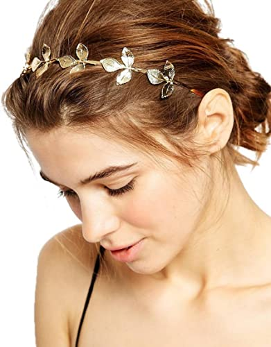 Yiyilai Serre Tete Bandeau Femme Coiffure Cheveux Bijoux Tete Adjustable Mariage Soiree Mode Amazon Fr Bijoux