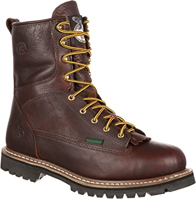 Georgia Boot Men's 8\