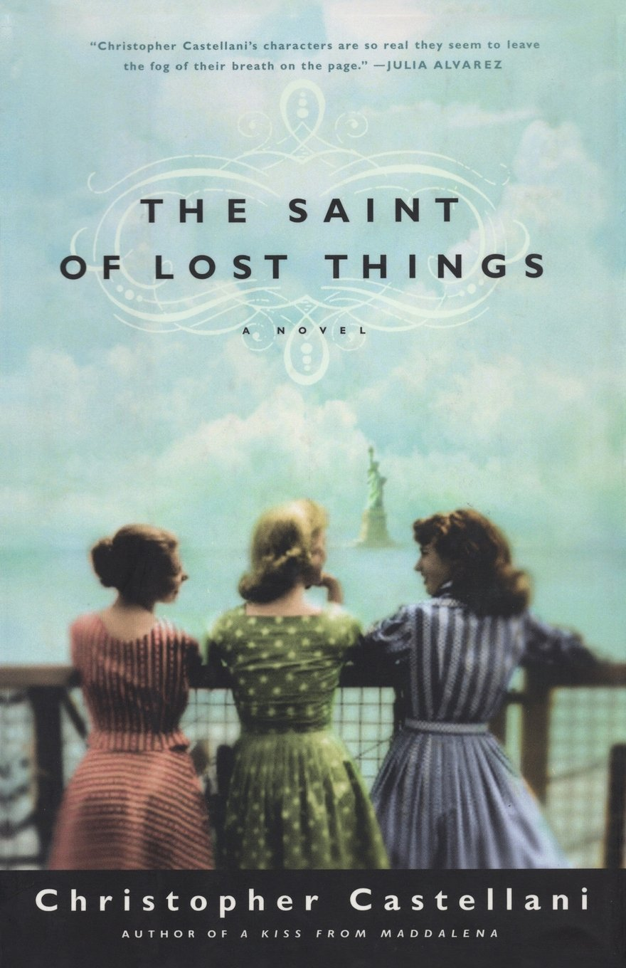 Read Online The Saint of Lost Things: A Novel PDF
