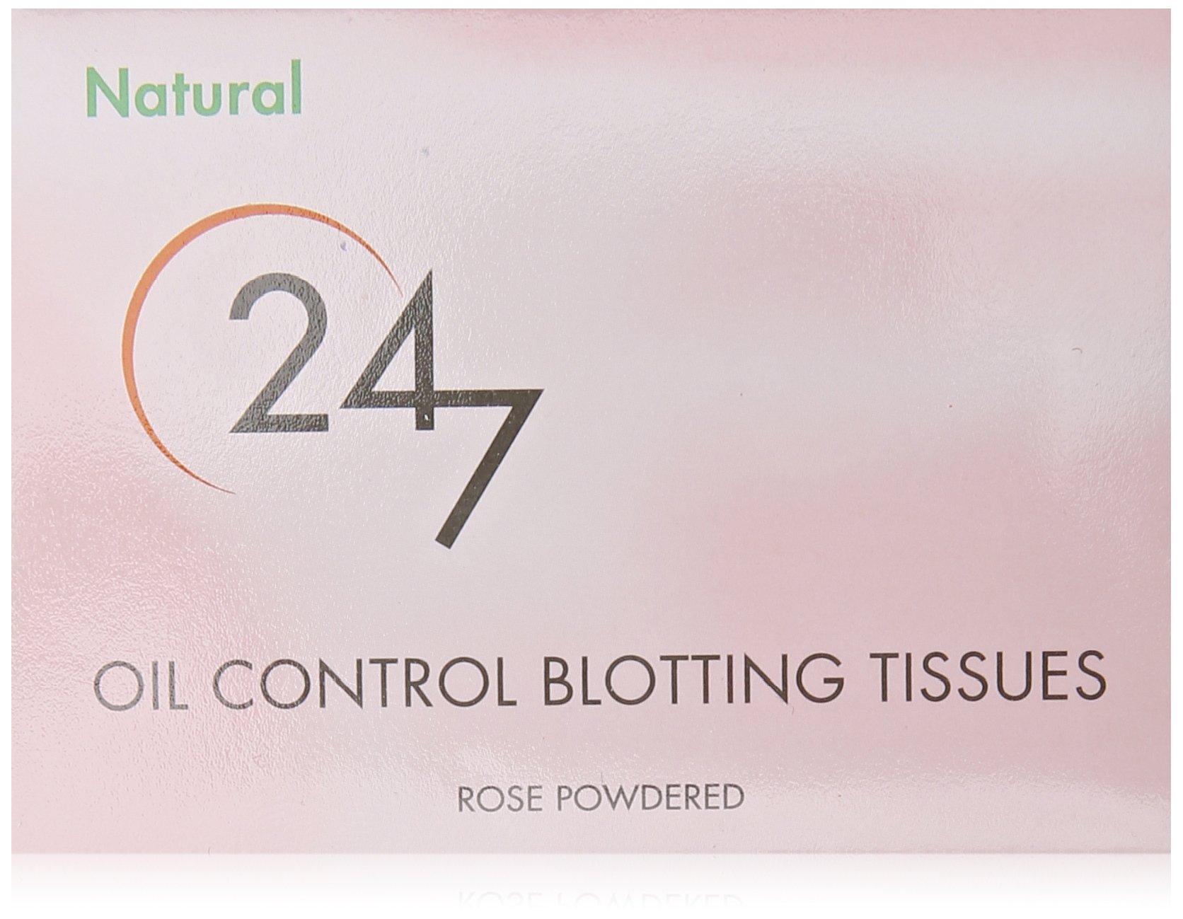 Zon Cosmedix Blotting Tissues, Rose, 65 Count