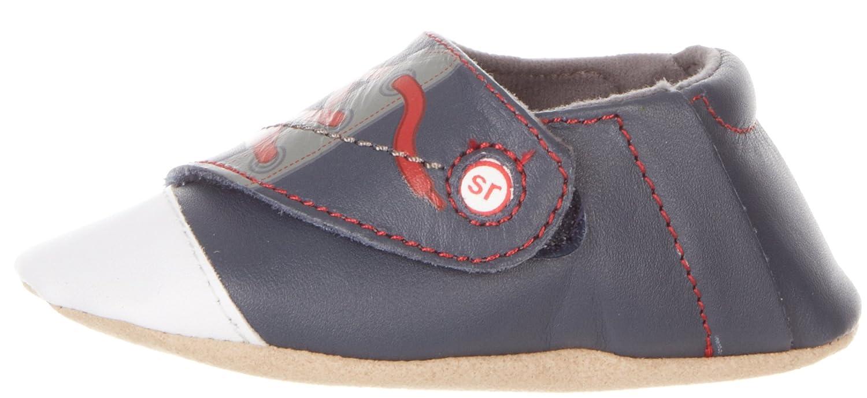Amazon.com: Stride Rite Crib Teeny Sports Star Slip-On (Infant/Toddler): Shoes