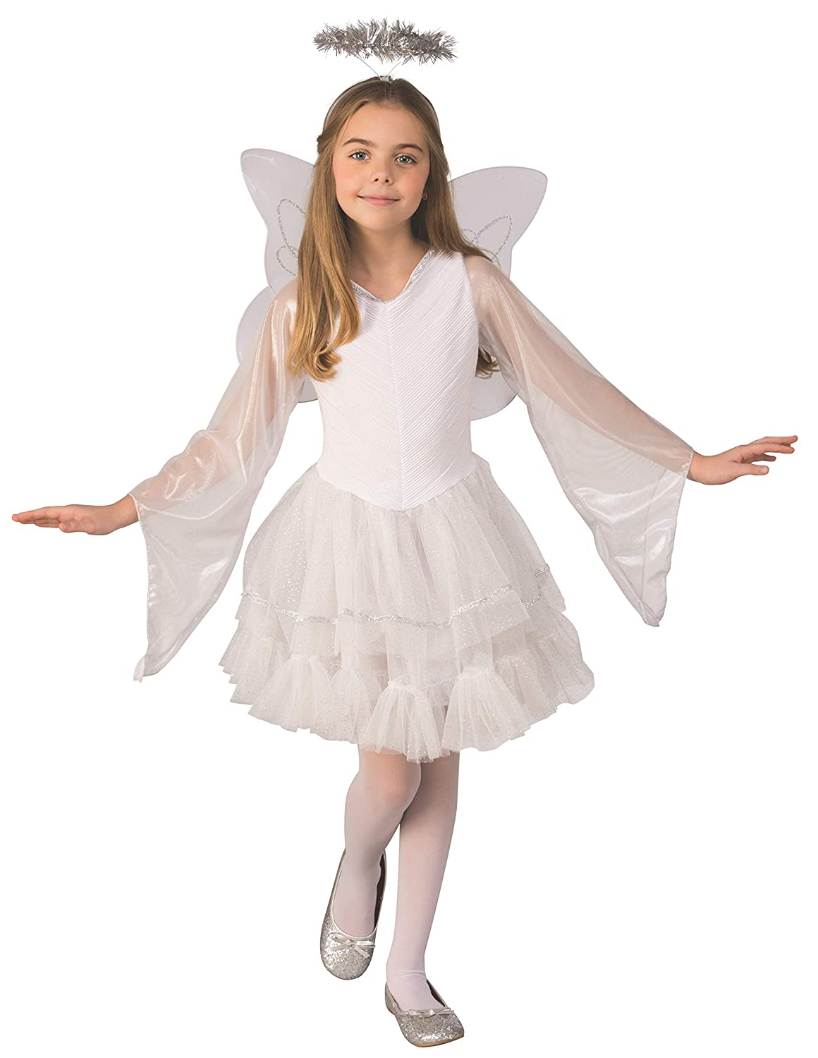 Rubies Childs Deluxe Angel Costume Large Rubie/'s 641233/_L