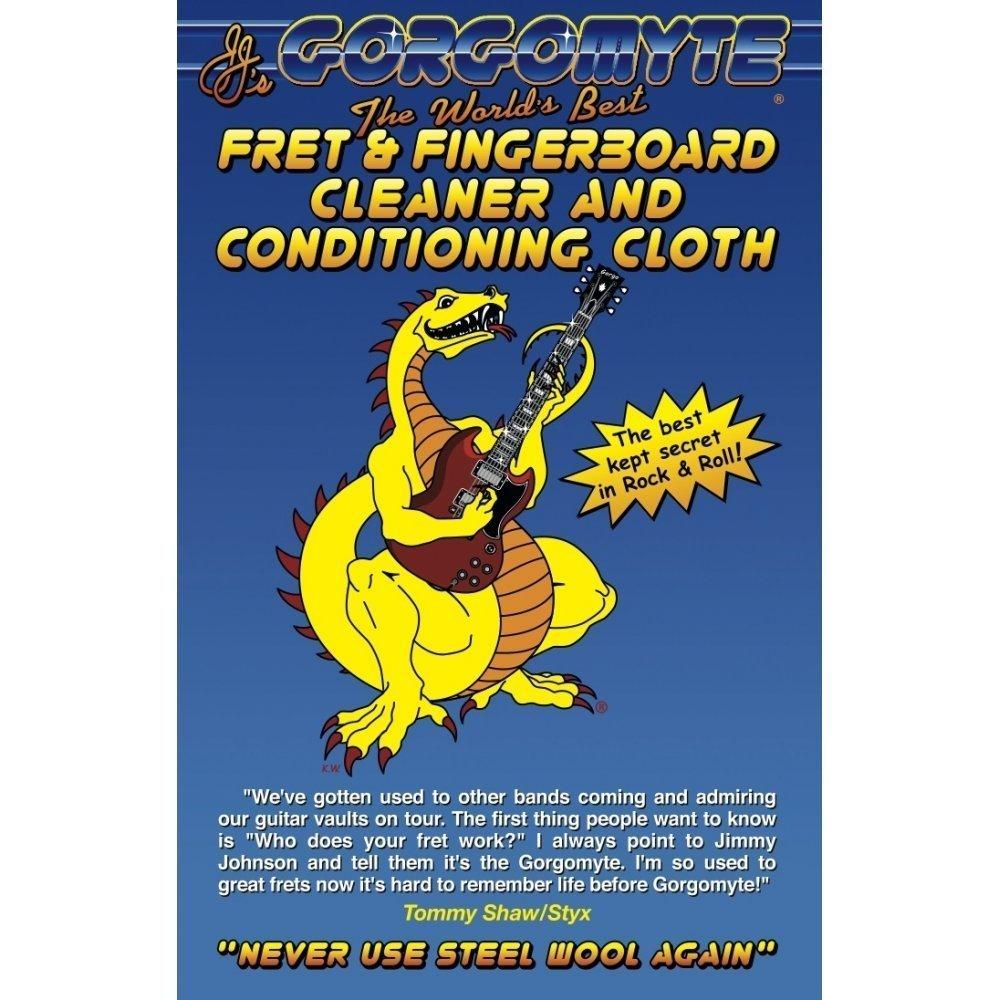 JJ's Gorgomyte Fret & Fingerboard Cleaning Cloth BCG329842