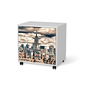 Creatisto Dekosticker Für Ikea Alex Schreibtisch Rollcontainer 6
