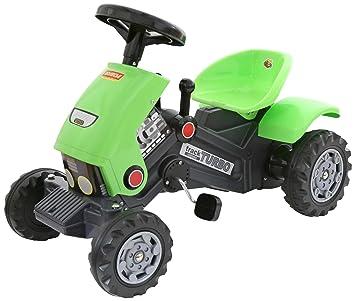 Polesie polesie52735 Turbo-2 Pedal Tractor de Juguete