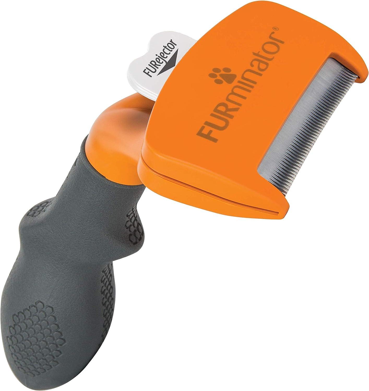 FURminator® Undercoat deShedding Tool para perros medianos de pelo corto