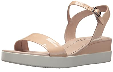 fff35ad3f5d ECCO Women s s Touch Open Toe Sandals Pink (Rose Dust 1118) 3 UK