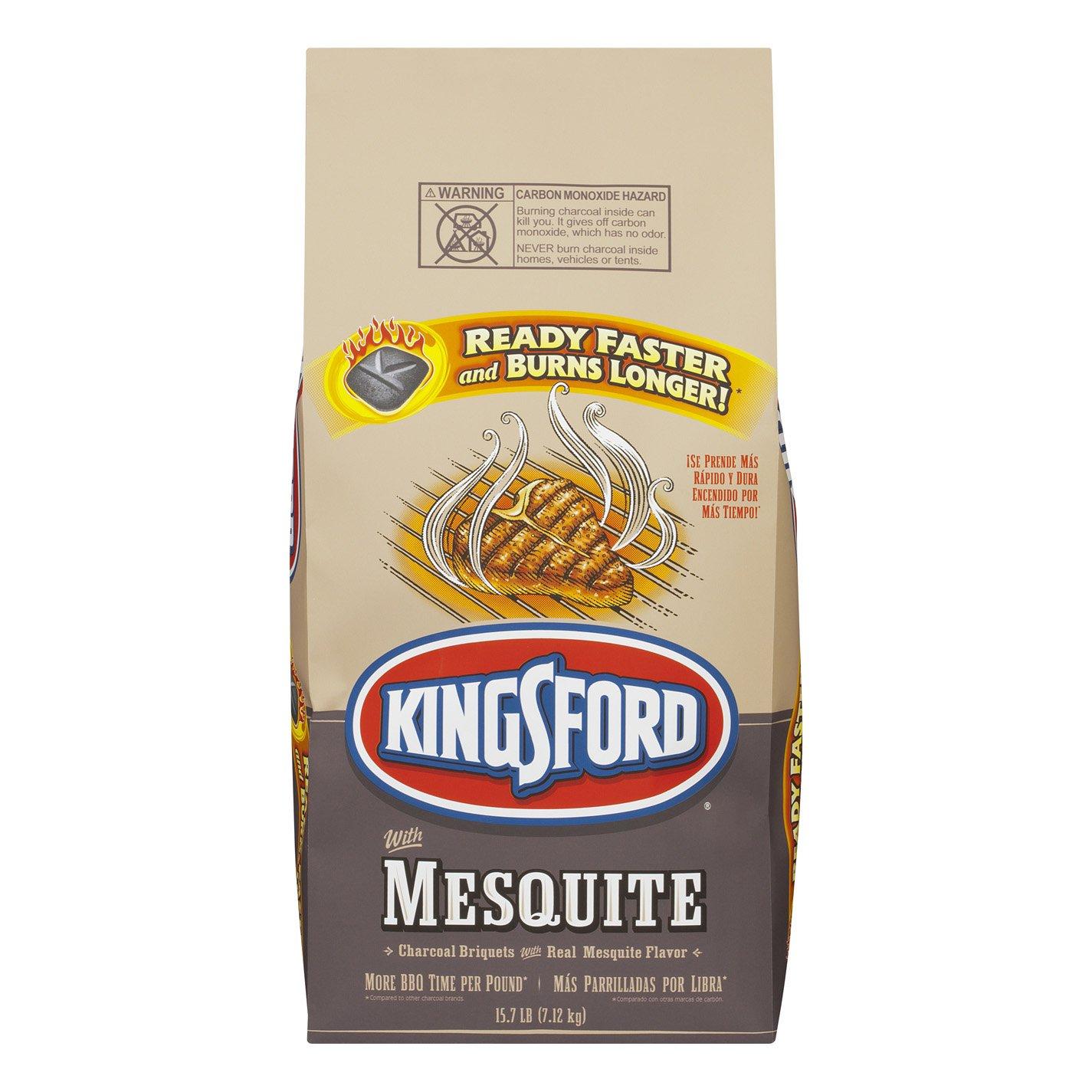 Kingsford 30480 Mesquite Briquettes