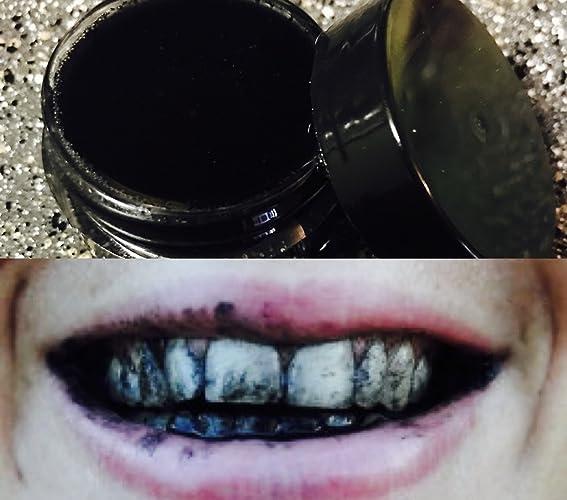 Amazon Com Whitening Black Toothpaste Coconut Oil Activated