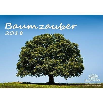 Premium Calendario 2018 · DIN A3 · Árbol Mágico · algodón ...