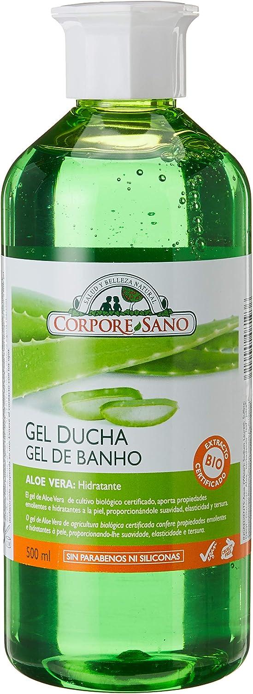 Corpore Sano, Gel y jabón - 500 ml.: Amazon.es: Belleza