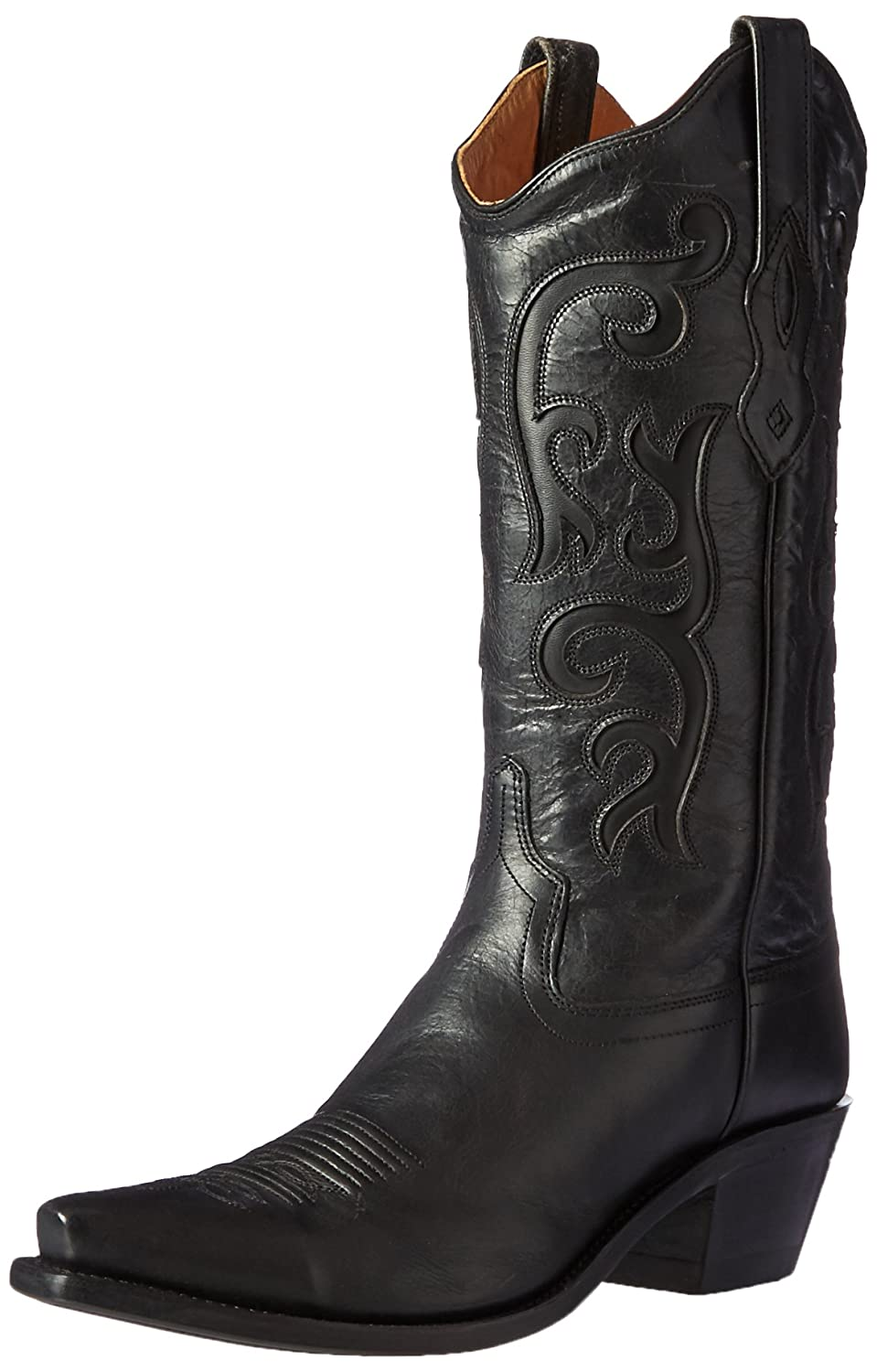 Old West Boots Womens LF1579 B00MNIIO0A 6 B(M) US|Black