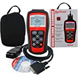 Diagnostic Scanner Automotive Code Reader Car Check Engine Auto Vehicle Tool for OBDII Vehicles