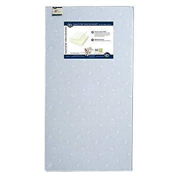 Amazon.com: Serta Nightstar firme Comfort colchón de cuna y ...