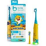 BriteBrush™ - Interactive Smart Kids Toothbrush featuring Baby Shark