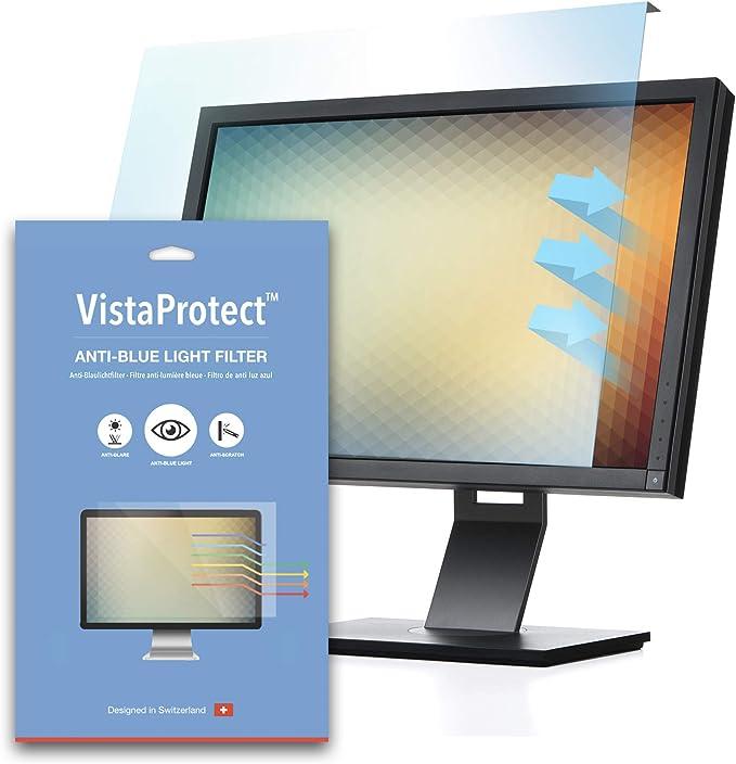 VistaProtect - Filtro de Anti Luz Azul y Protector Premium para ...