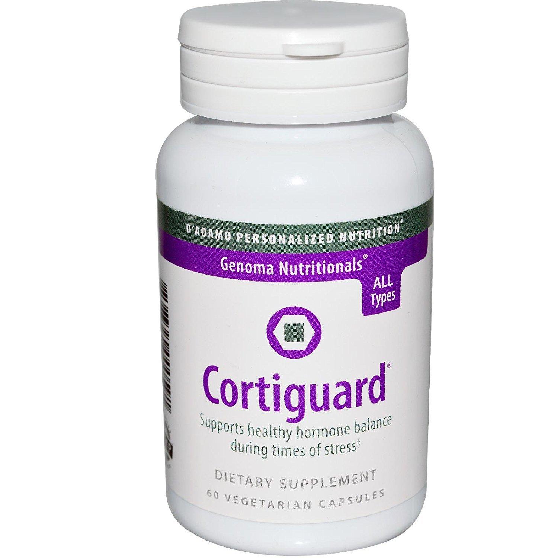 Dadamo Personalized Nutrition - Cortiguard 60 Vcaps