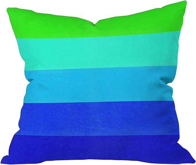 20 X 20 Deny Designs Garima Dhawan Mindscape 4 Outdoor Throw Pillow Throw Pillows