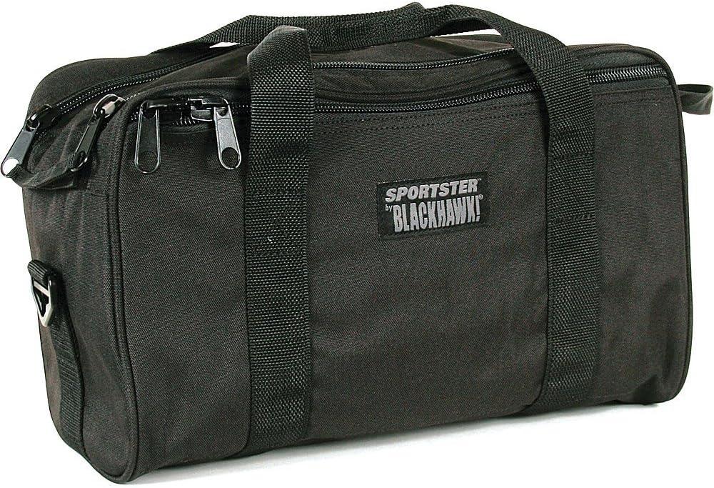 BlackHawk 74RB02BK Pistol Range Bag SPORTSTER Bag