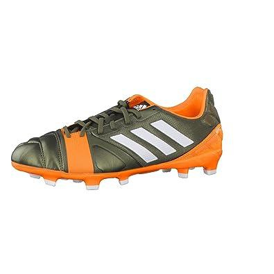 Nitrocharge 2.0 TRX FG Football Boots Earth GreenRunning WhiteSolar Zest ... 73dd17f36419f