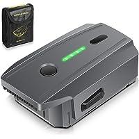 ENEGON Batería Mavic Pro, Batería de Repuesto Lipo Vuelo Inteligente 3830mAh 11.4V + Bolsa Segura de Batería para dji Mavic Pro & Platino & Drones Blancos Alpinos (No Apto para Mavic 2)