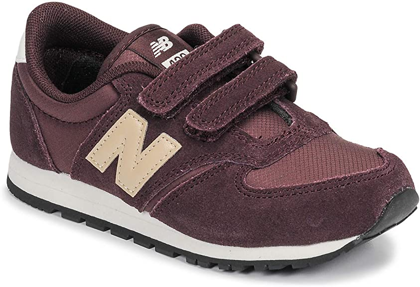 New Balance 420 Zapatillas Moda Chicas Burdeo Zapatillas Bajas Shoes: Amazon.es: Zapatos y complementos
