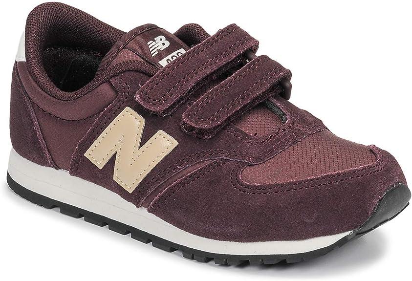 New Balance 420 Zapatillas Moda Chicas Burdeo Zapatillas Bajas Shoes: Amazon.es: Zapatos y complementos