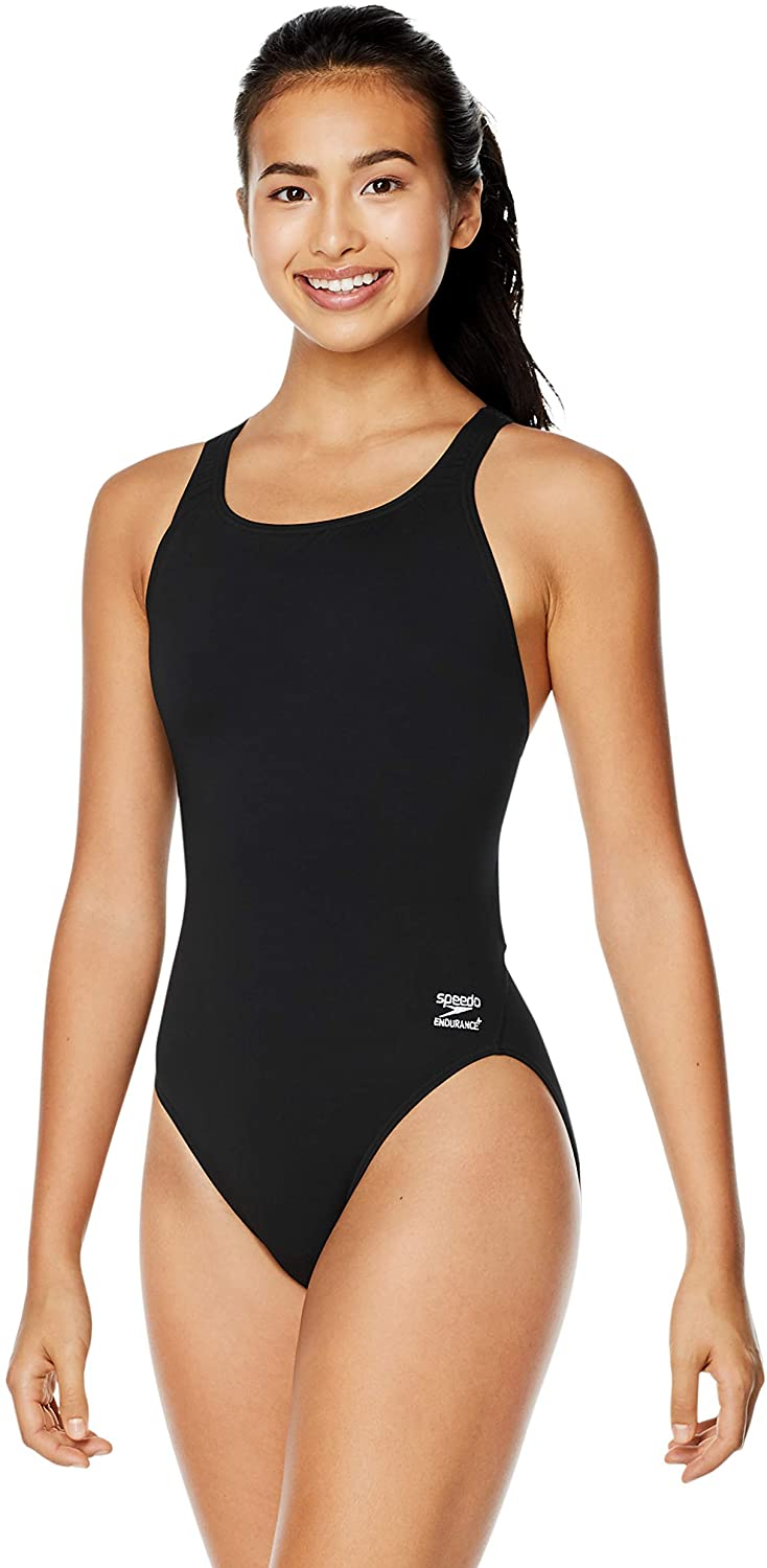 Speedo Women's Swimsuit One Piece Endurance+ Super Pro Solid Adult : Athletic One Piece Swimsuits : Clothing