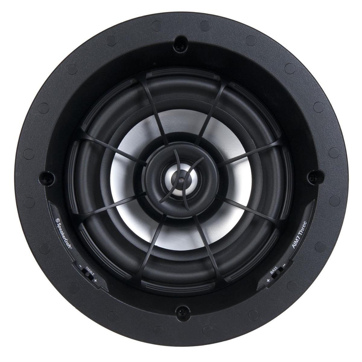 SpeakerCraft Profile AIM7 Three in-ceiling speakers (EACH) by SpeakerCraft