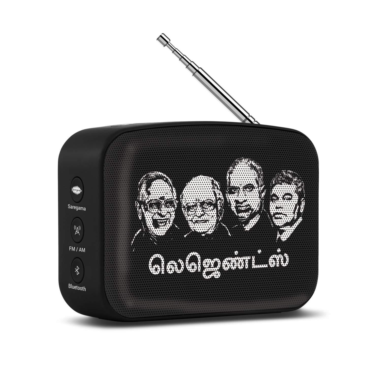 Saregama Carvaan Mini Tamil Music Player With Amazon In Electronics