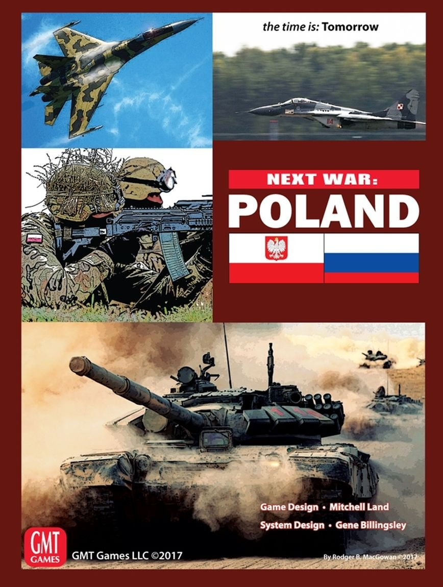 Next War: Poland by GMT Games (Image #1)