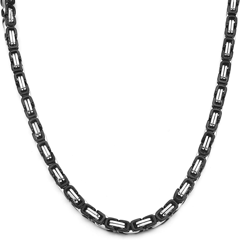 Cool silvertone chain 16 inches